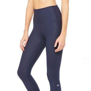 Alo Yoga High-Waist Airbrush Leggings, size large